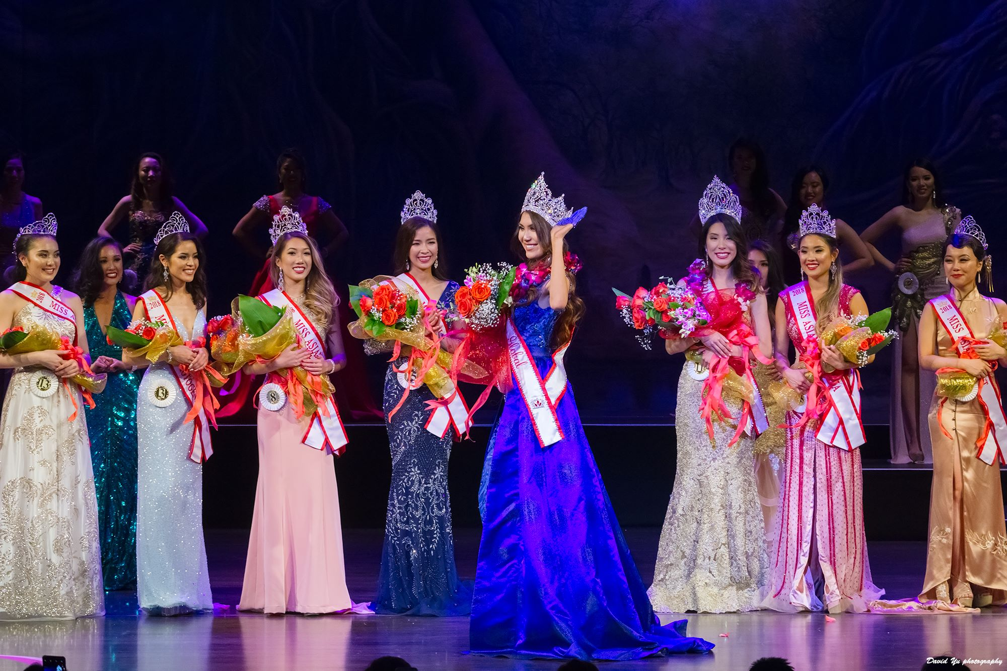Uchka Jimsee – Miss Asian Global
