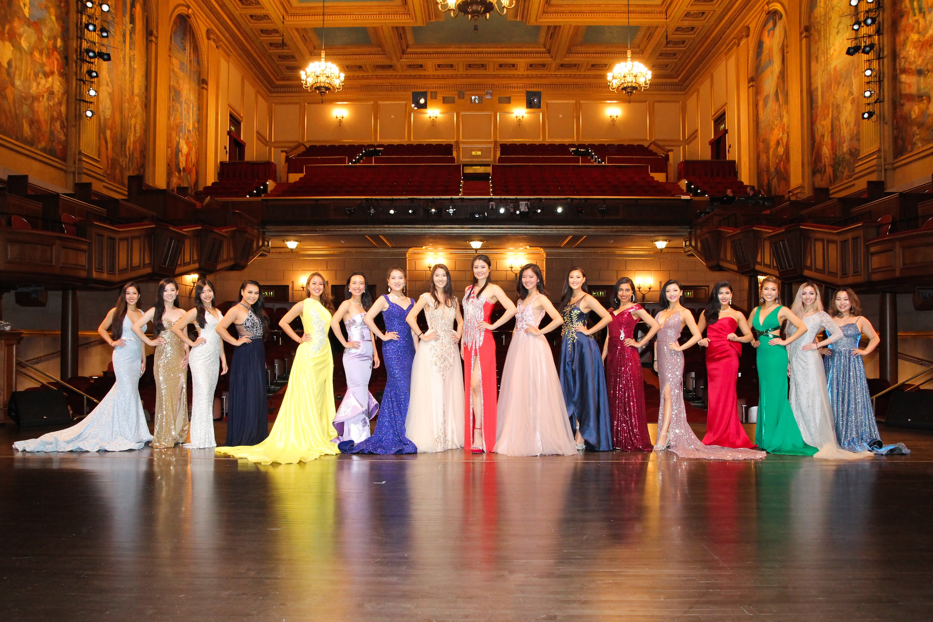 Miss Asian Global & Miss Asian America Pageant