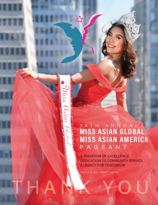 34th Annual Miss Asian Global & Miss Asian America Pageant 2019