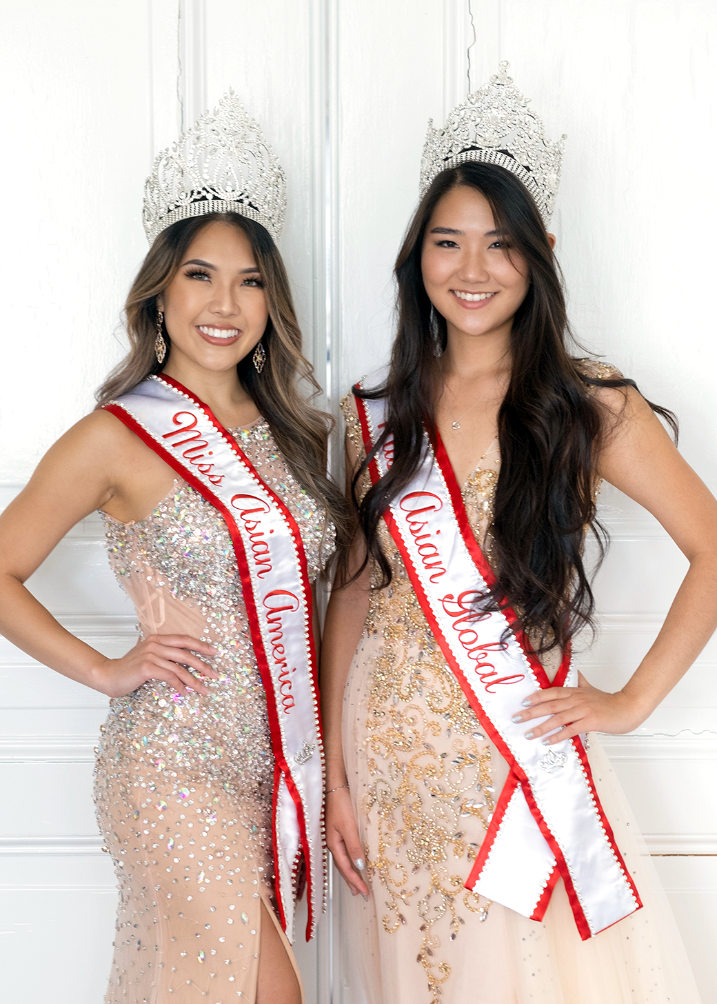 Stephanie Kim & Melanie Wardhana