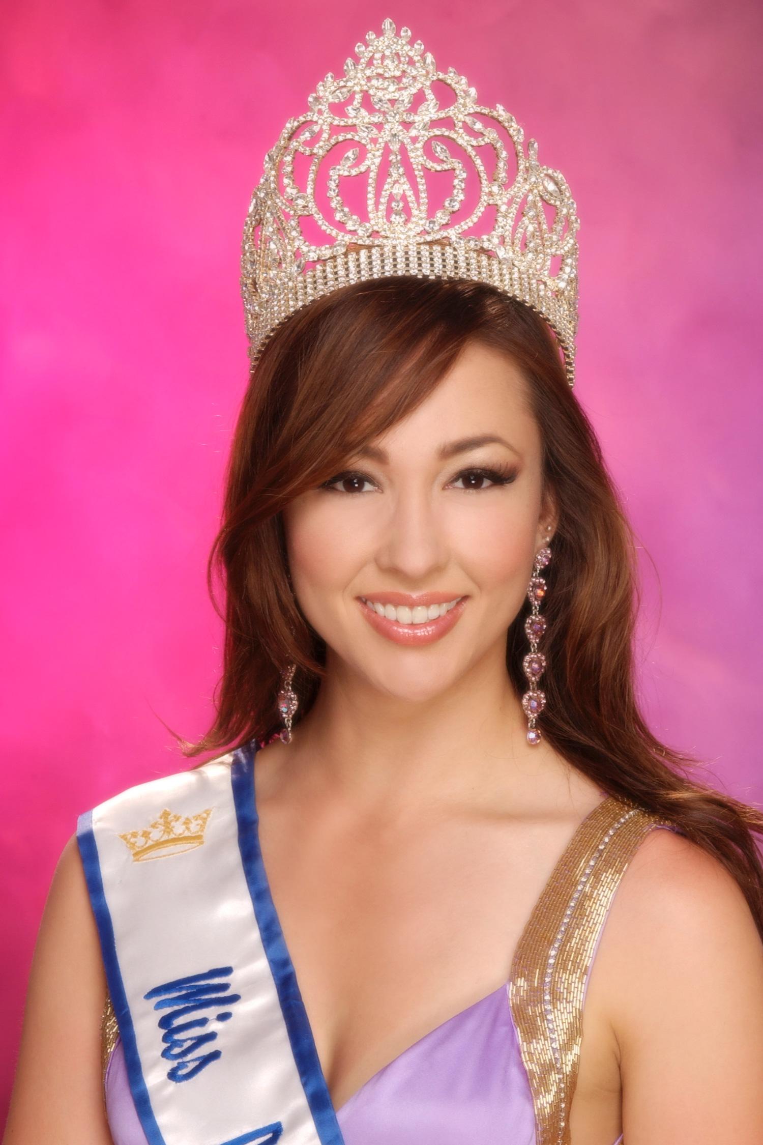 2006 Jennifer Field, Miss Asian America & Miss Talent