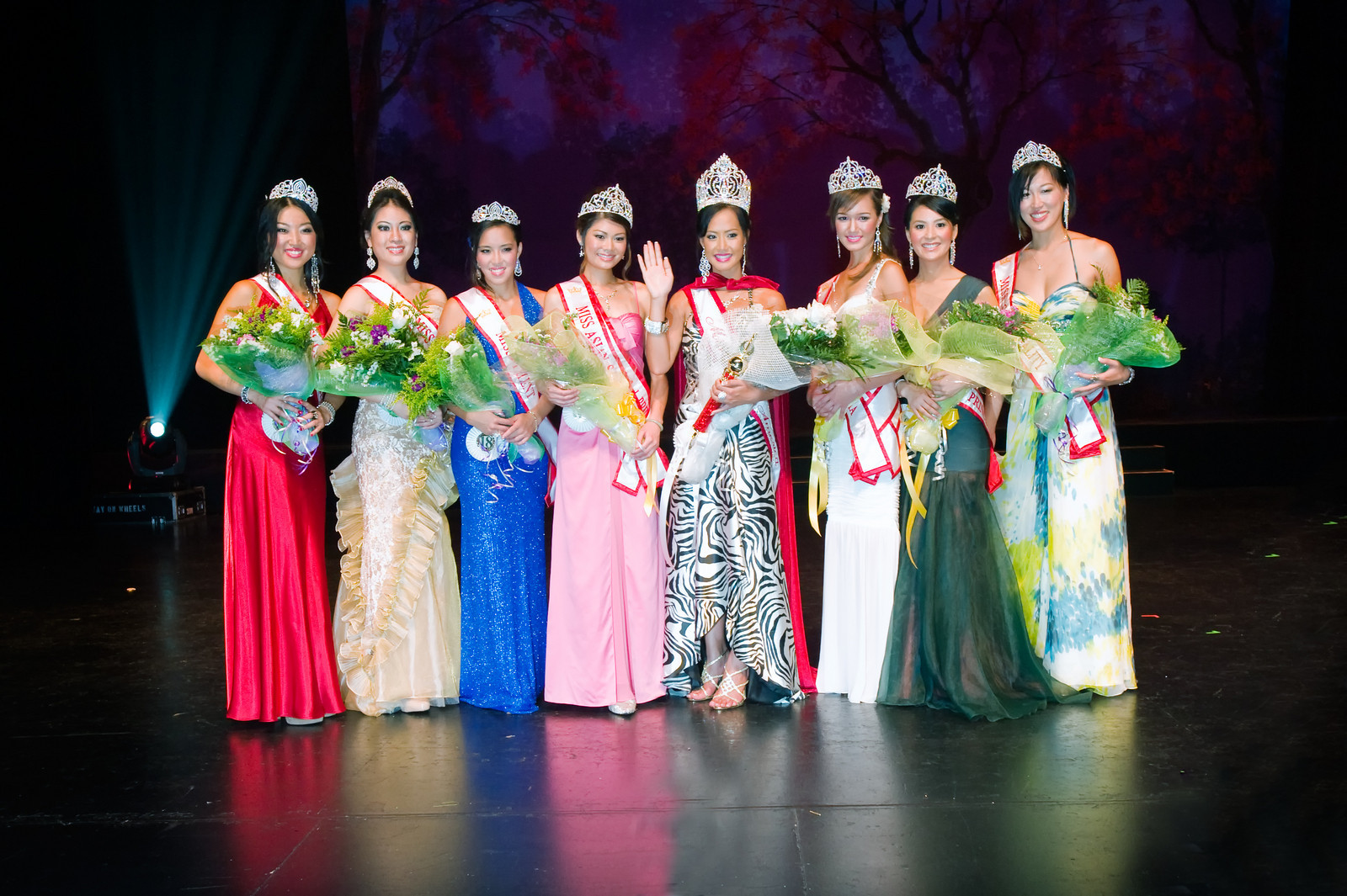 2009 Miss Asian America Pageant