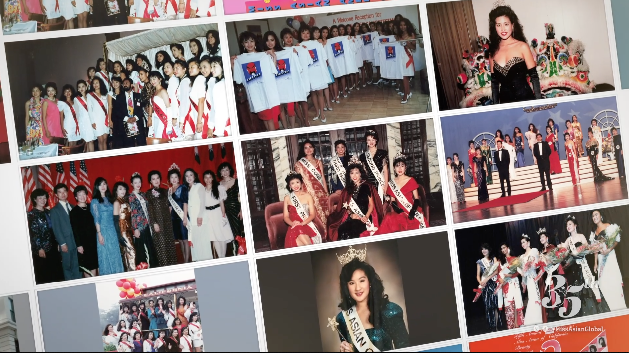35 Years of Memories - Miss Asian Global & Miss Asian America Pageant