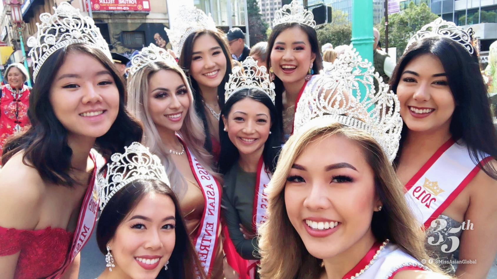 2019 Miss Asian Global